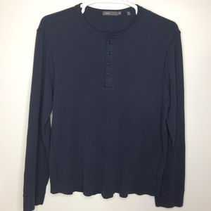 Vince XXl Mens Thermal Top
